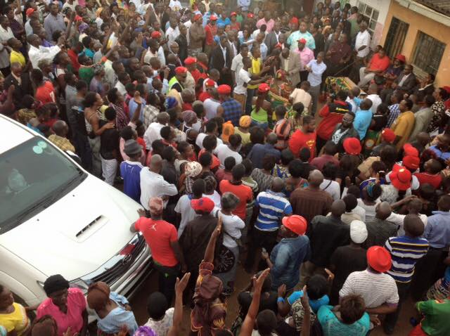 HH recruits thousands in Ndola