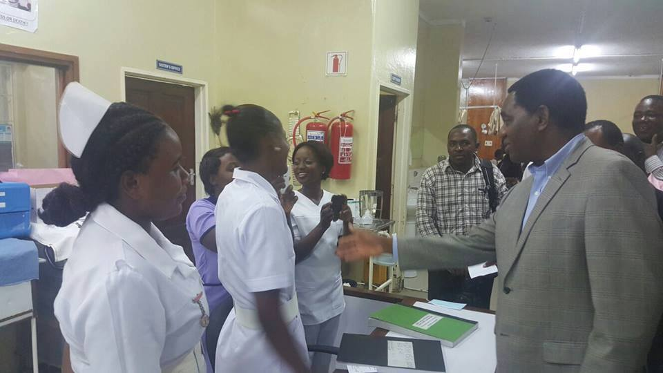 HH notes plight of and shortage of nurses