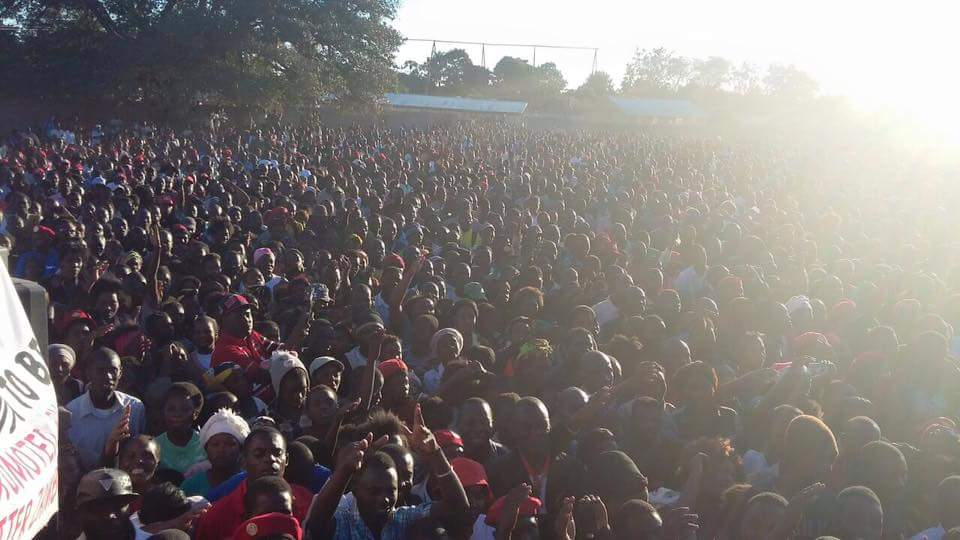 Photos of the day: Kafue gathers for UPND