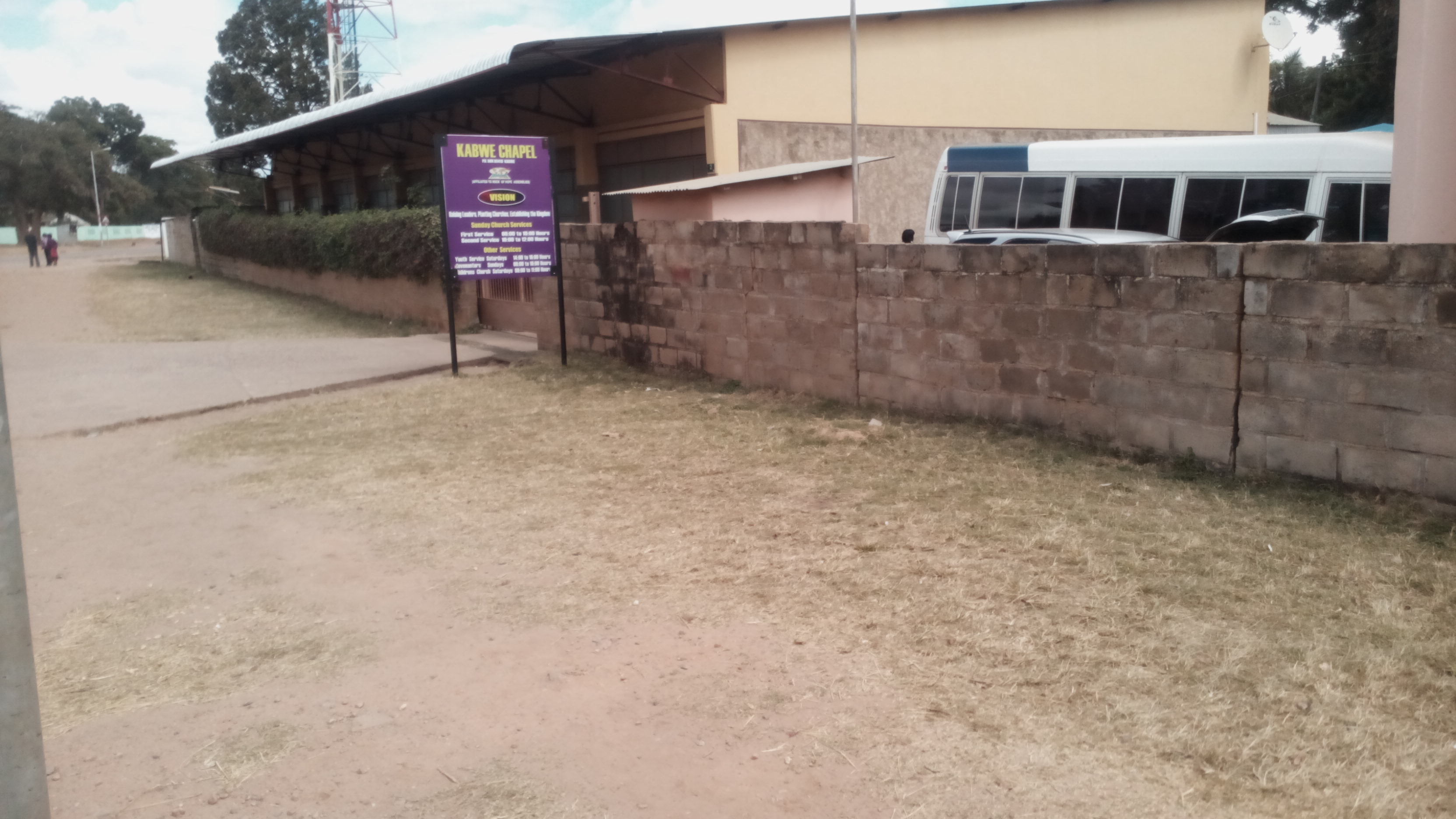Coronation Park scandal; Kabwe chapel pastors mentioned, as TC is summoned