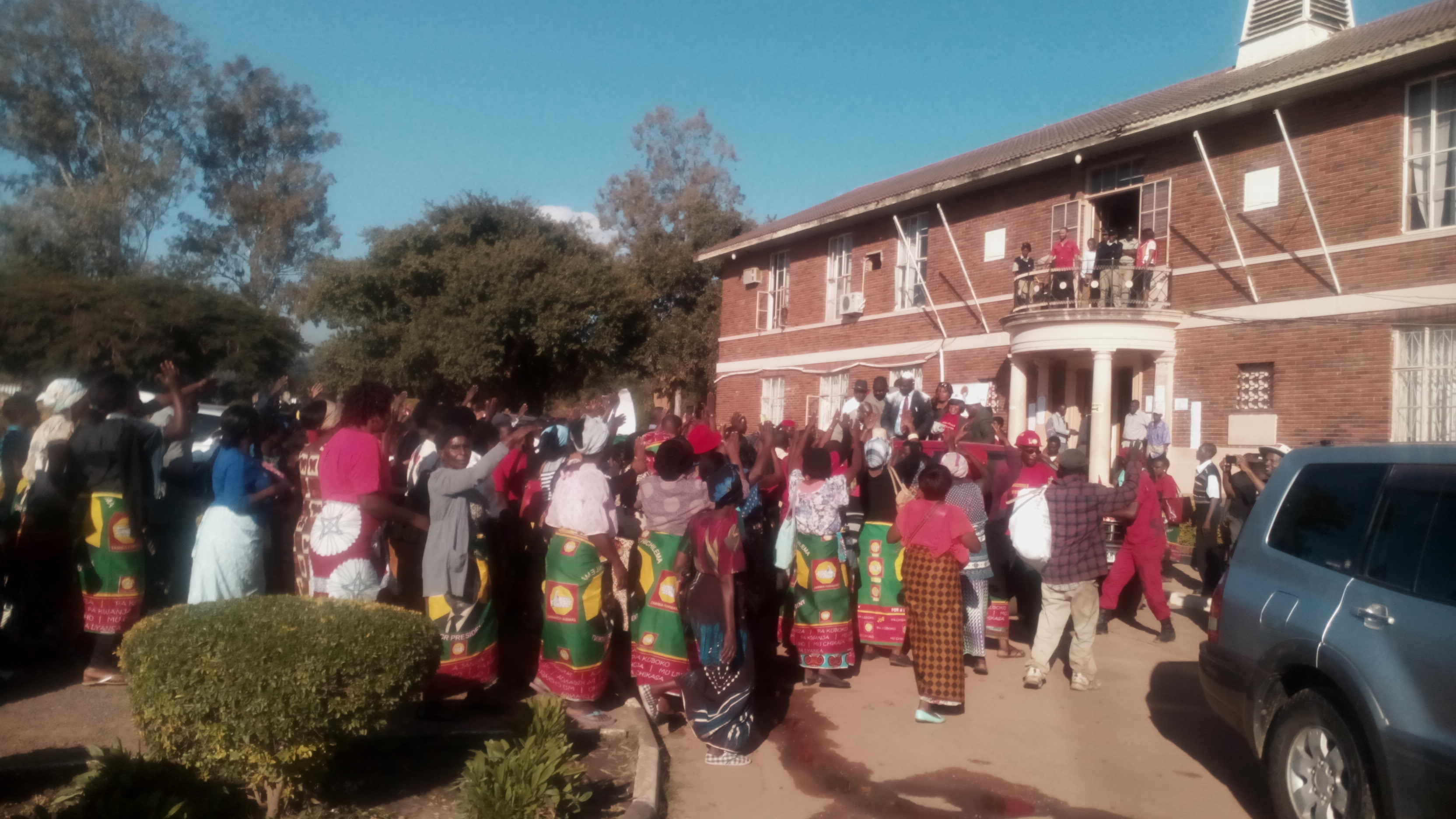 UPND overshadows PF in Kabwe nominations