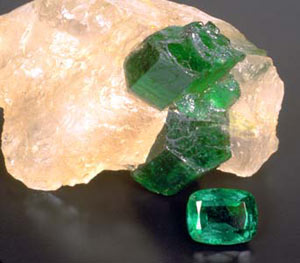 Zambian emeralds sold for  $33.1 million