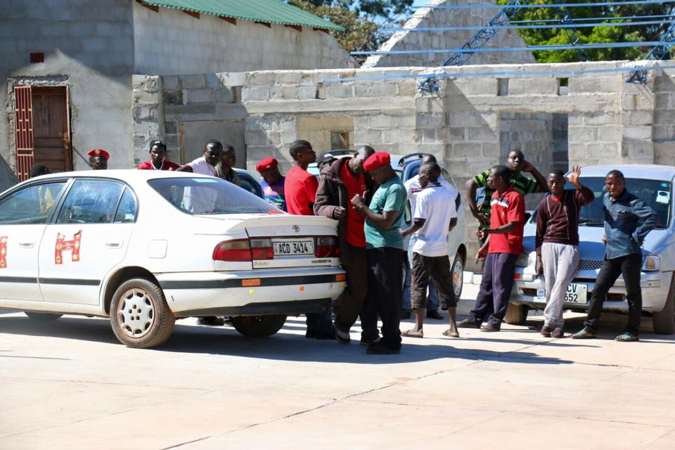 PF thugs now target Luwingu taxi drivers