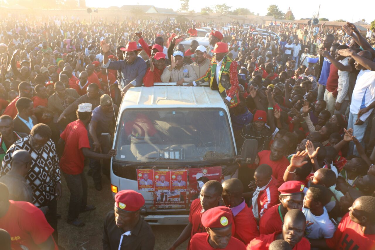UPND will boost trade in border areas – HH