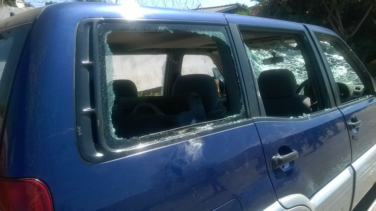 PF cadres damage property after Lungu's filing in