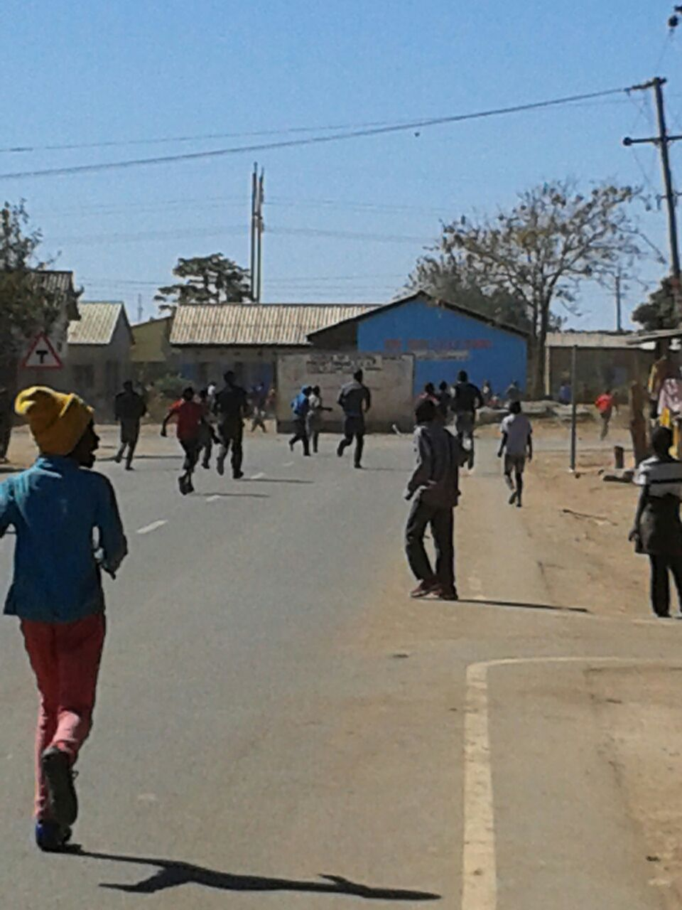 PF thugs attack UPND campaigners in Chawama