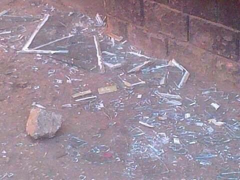 PF cadres steal, damage property from Lady Diana sch