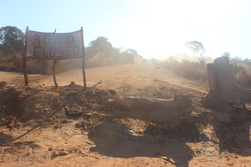 China Geo abandons Chingola-Solwezi road