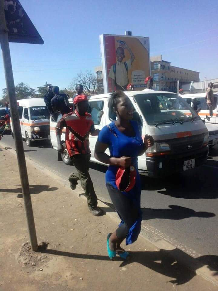 Photo of the day: girl shot dead by police, Police justifies killing