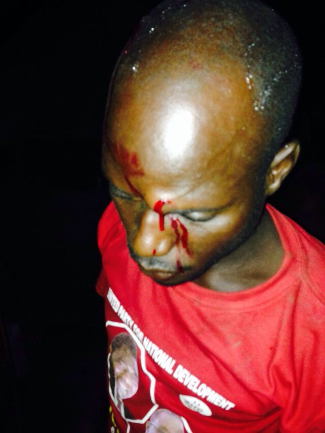 Chisopa's PF thugs attack Mkushi UPND cadres