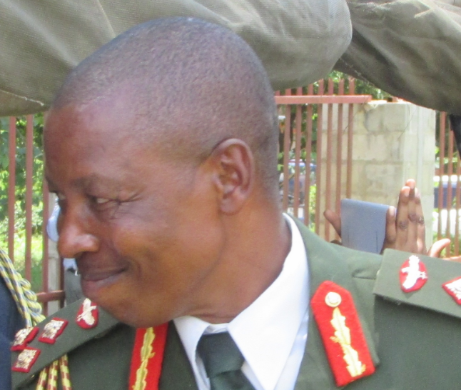 Lungu to appoint Rupiah' nephew as army commander
