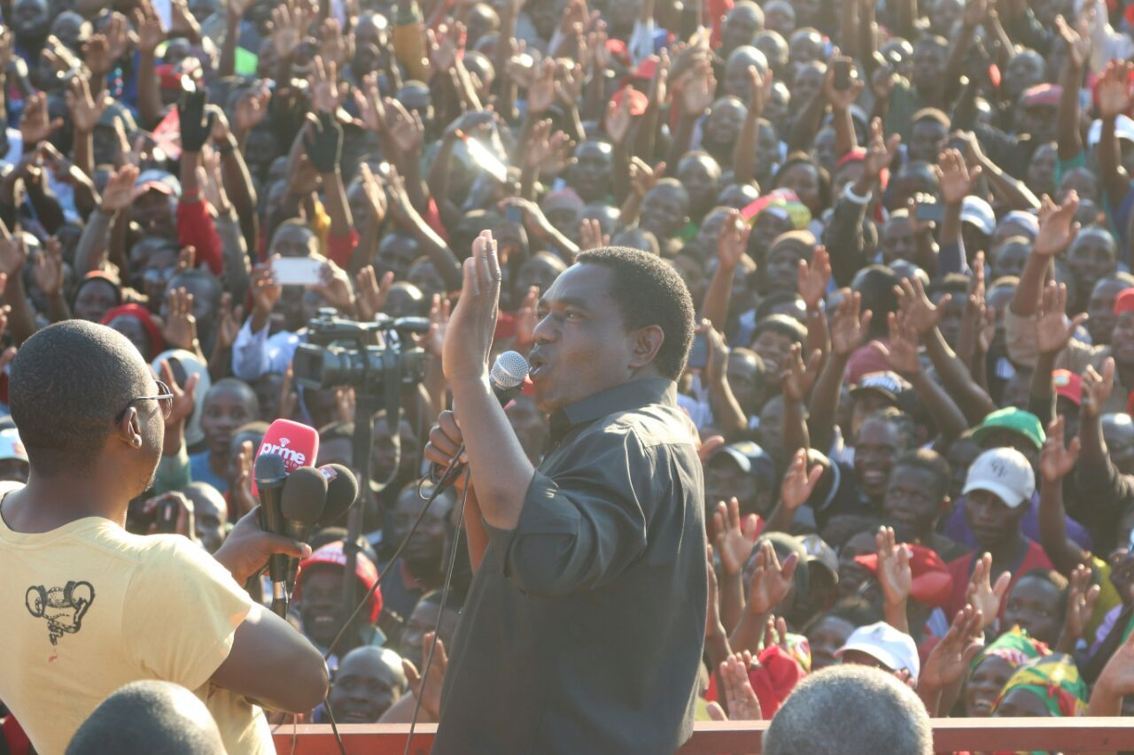 HH to win if voters turn out in large numbers
