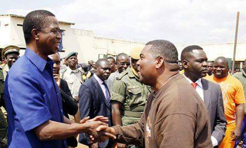 Lungu visits Mwaliteta in jail to try and bribe him