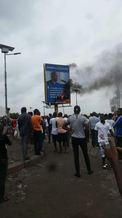 Congo DR on fire, to stop Kabila's dictatorship
