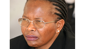 Chief Justice Mambilima's hour of greatest testing