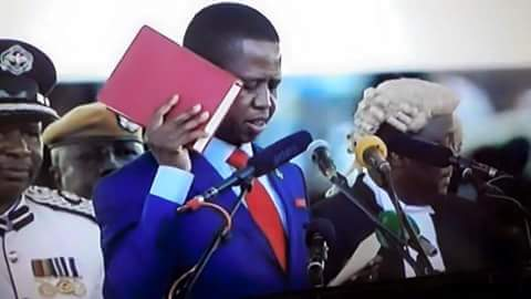Illegally, Lungu sworn in by High Court Registrar not Chief Justice