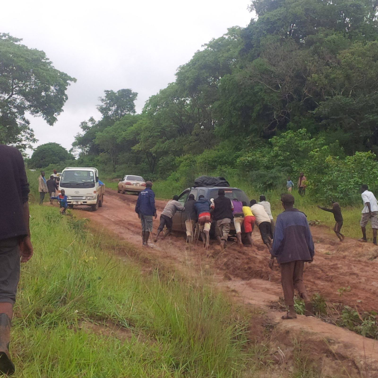 State of the nation: Kaoma Kasempa road