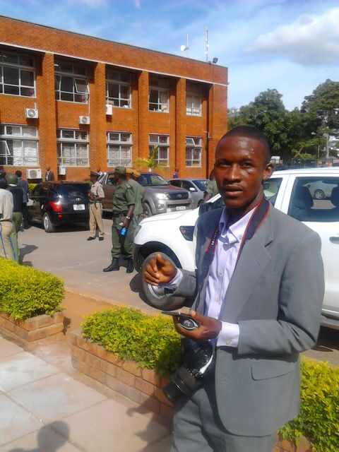 Lungu and his cops still forcing Mwiinga to betray HH