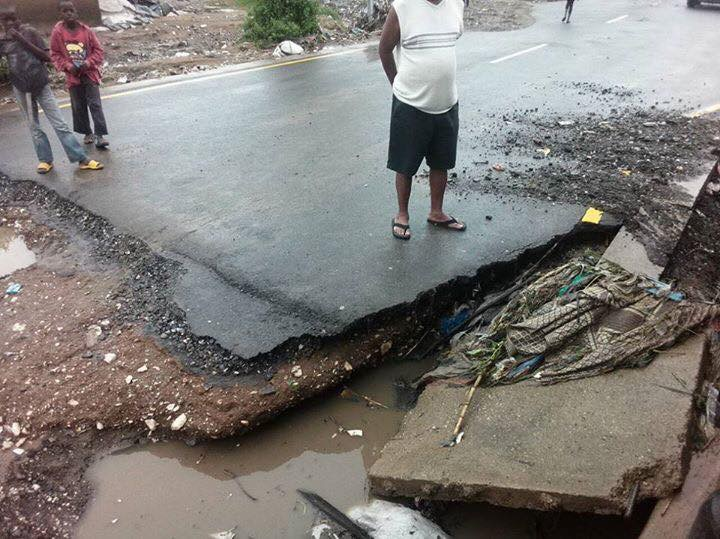 State of the nation: PF roads in Matero