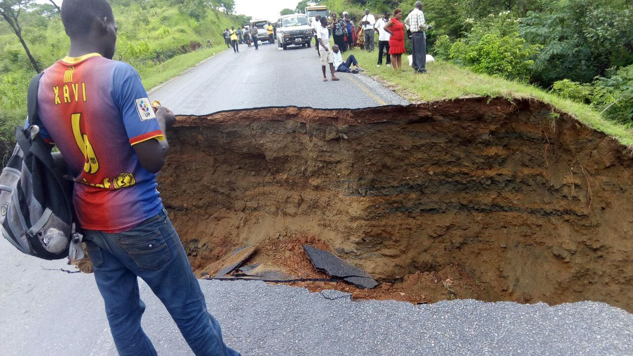 State of the nation: PF roads