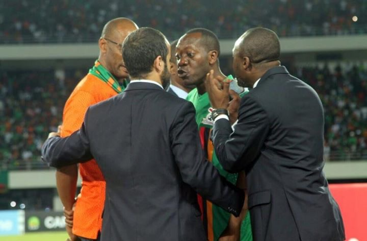 UPND apologises to CAF