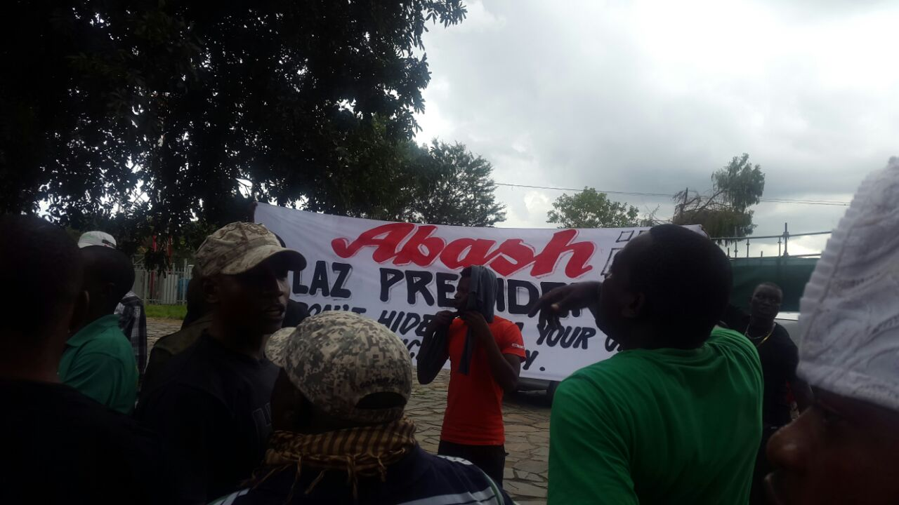 PF cadres want to burn LAZ offices