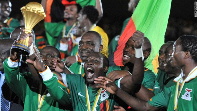 Zambian footballers became big headed after Afcon victory – Coach
