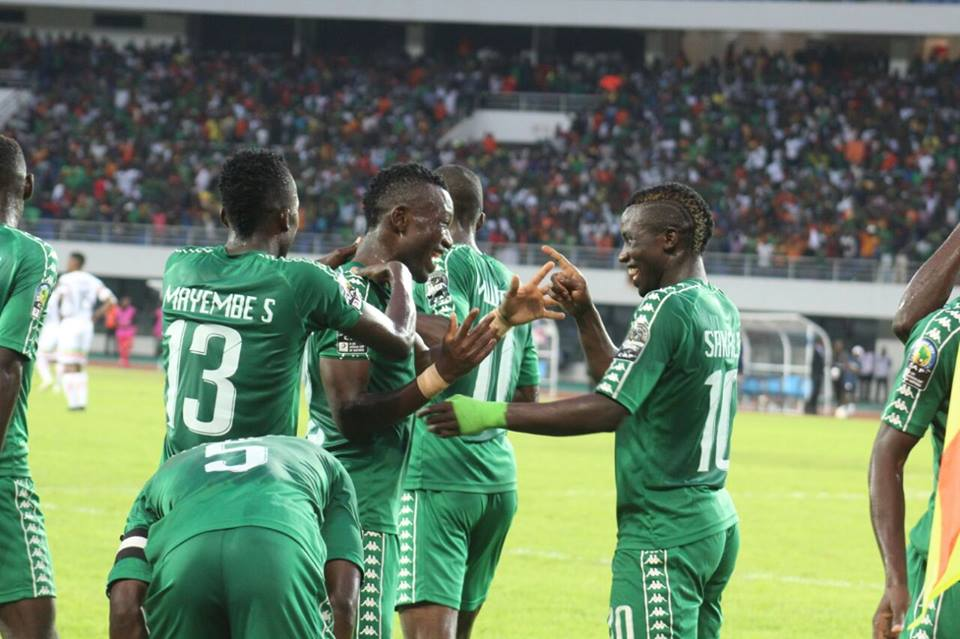 Zambia under 20 storms finals as police fire teargas in stadium