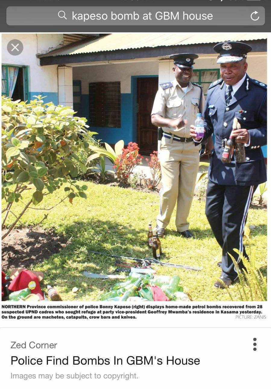 Flashback: Kapeso find bomb at GBM's house