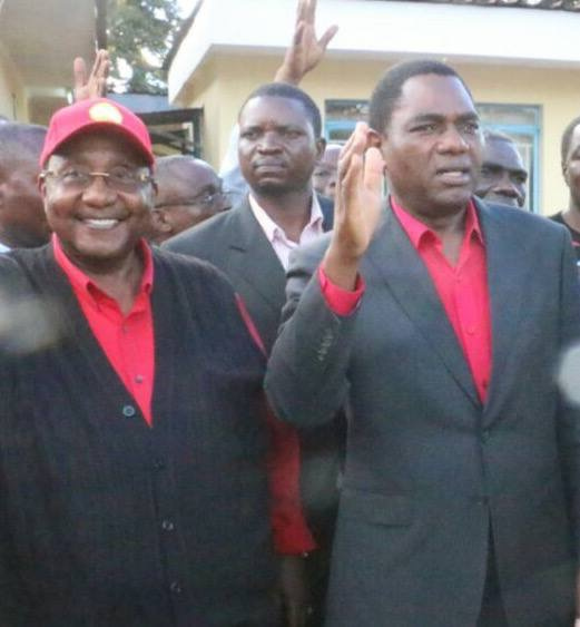 PF wants to hold rally at UPND venue in Kitwe on same day