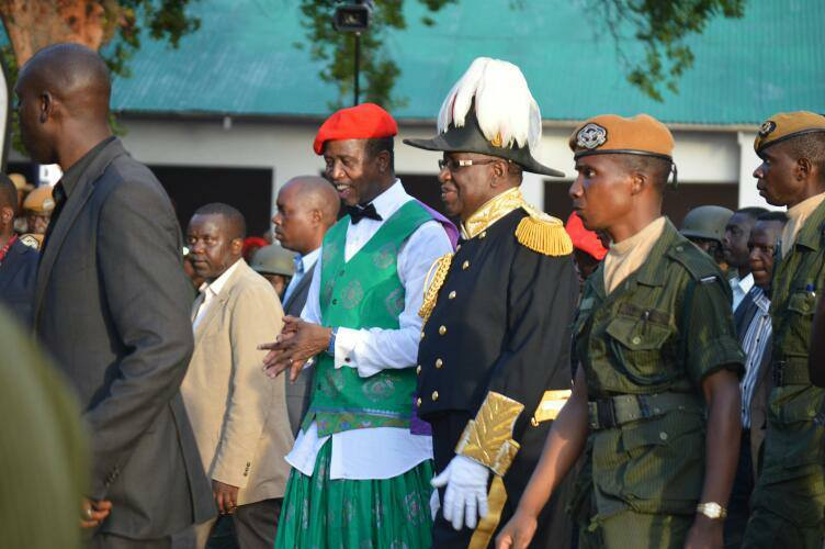 Litunga not happy with arrest of HH