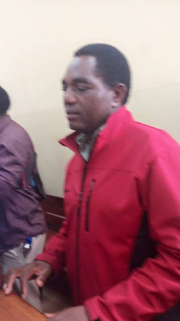 HH, co-accused were pepper sprayed on private parts, court told