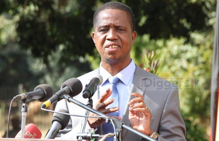 Word for word: What Lungu said during press conference