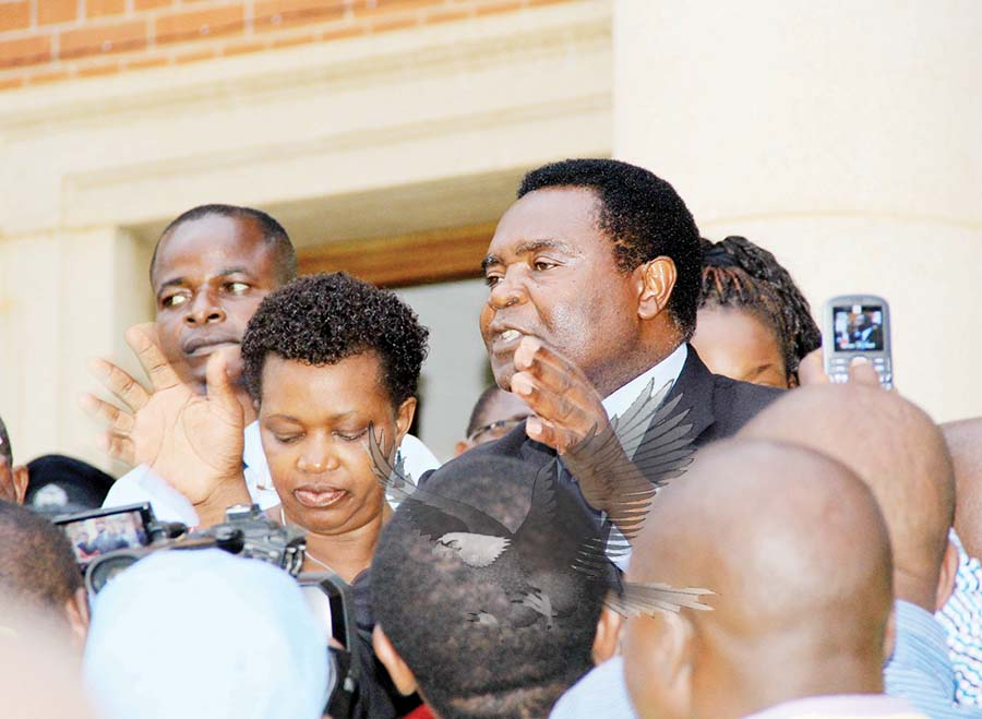 Miyanda questions Lungu's motive for declaring state of emergency