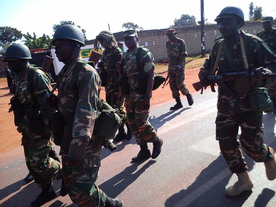 Zambia, DRC discuss border dispute