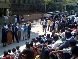 Barring of UNZA students from sitting for exams