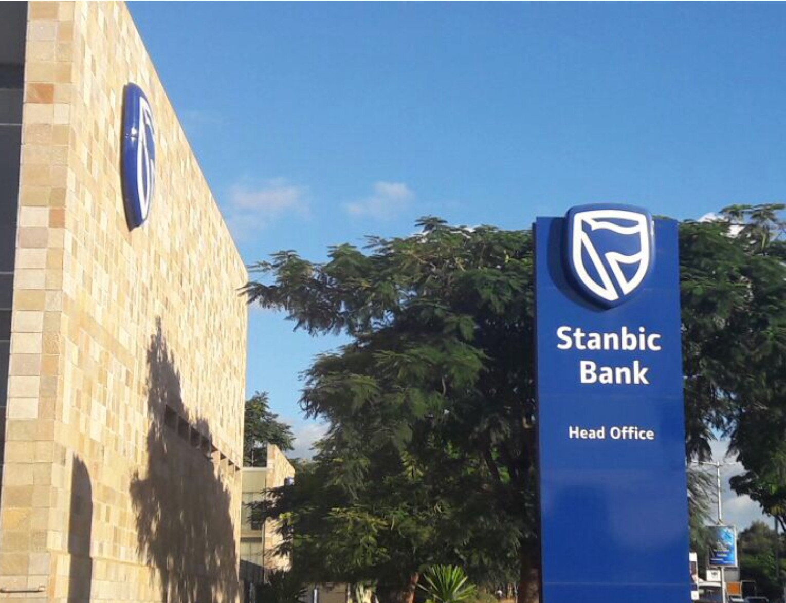 There is no need for BoZ to give Stanbic Covid relief funds