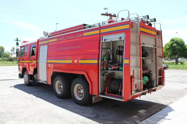 We already cleared Fire Tenders – ACC