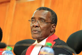 Kenyan Chief Justice rejects large bribe