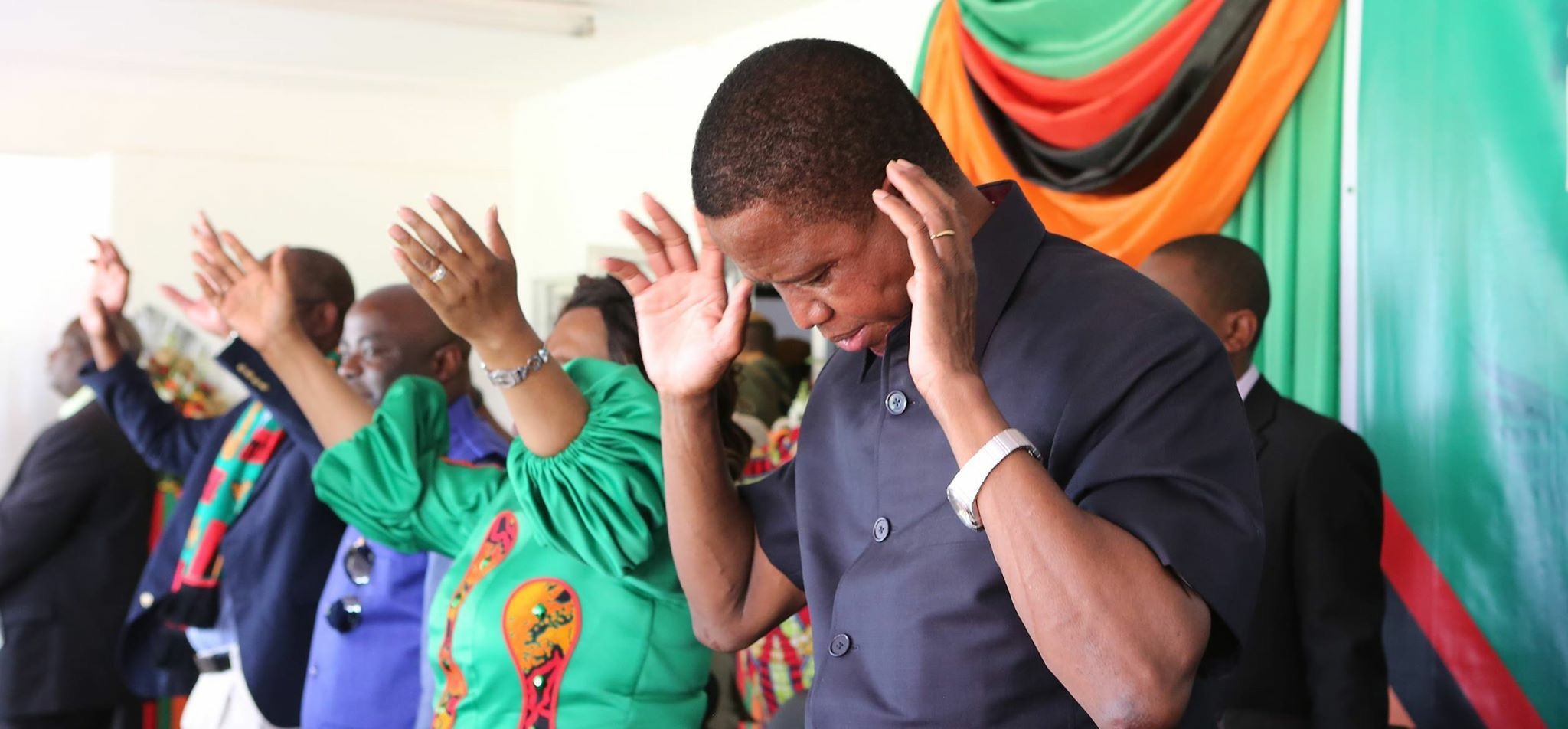 Is Edgar Lungu really a Christian?
