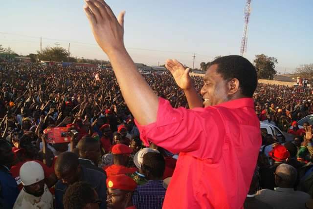 UPND is will 2021 polls, if the want