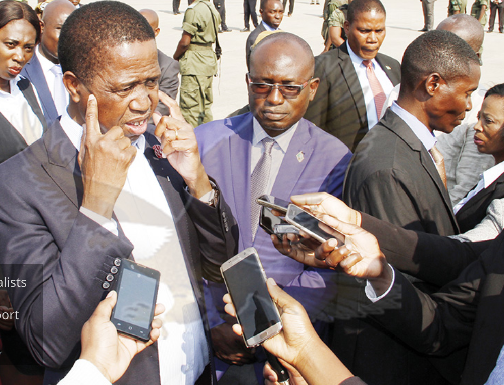 We will hold dialogue without HH, says Lungu