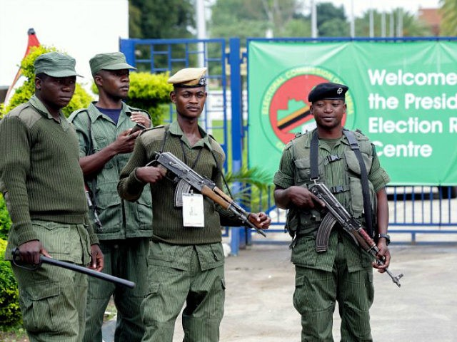 In fear, Lungu increases salaries for soldiers