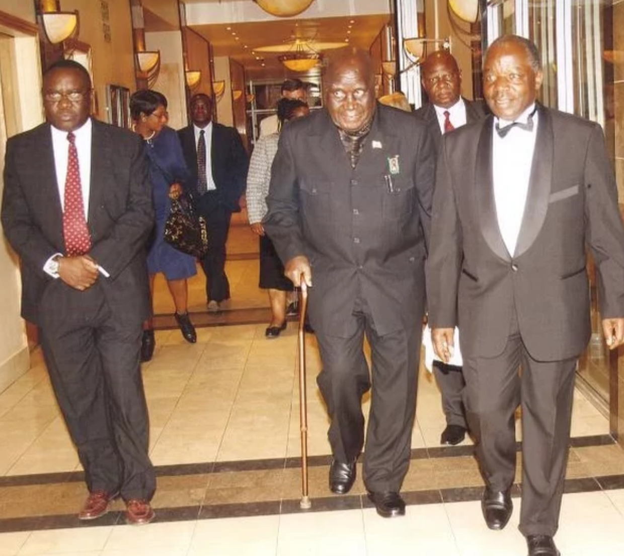 Avic International lawyer Overs Banda, minister Chitotela top on list of money launderers