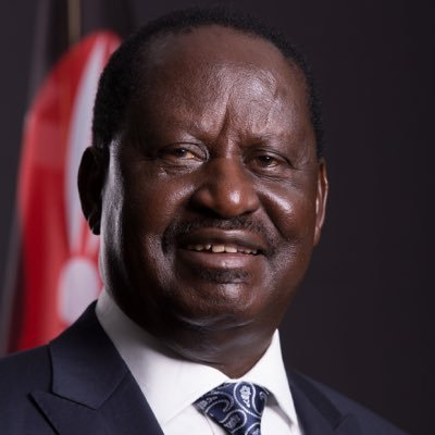 Kenya to have two presidents