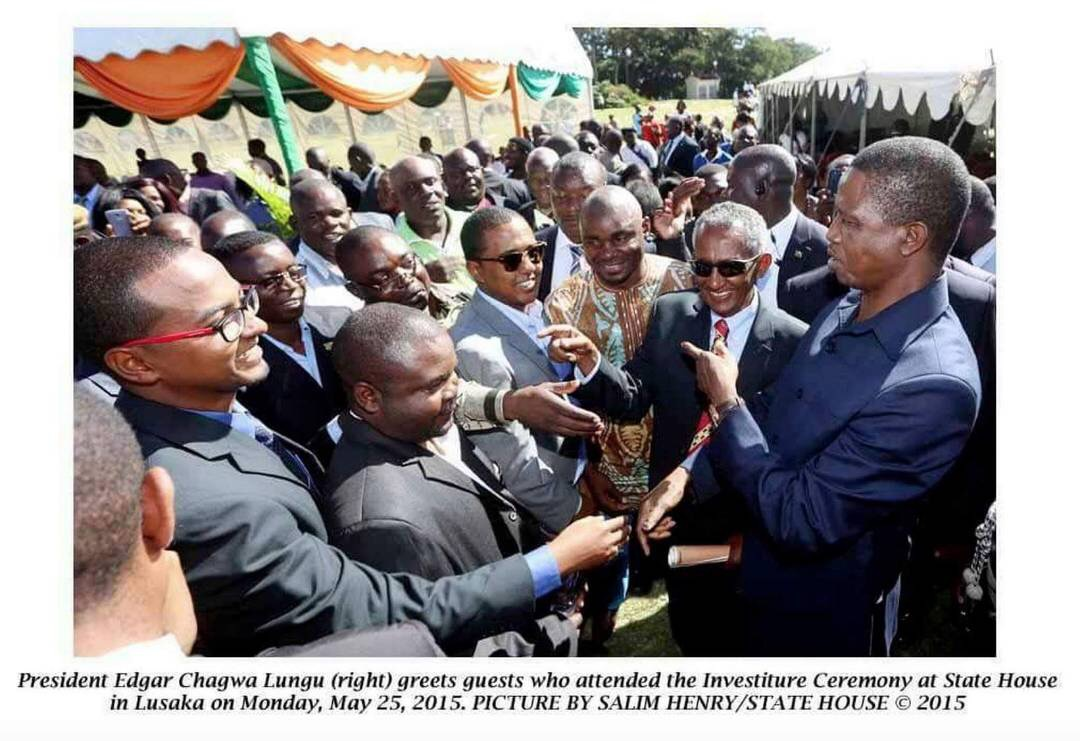 Lungu in new contract scandal for $15 Million