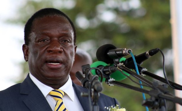Zim president to visit Zambia after cholera