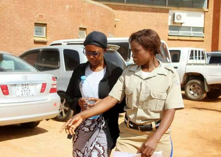 Punishment for Njoya T's wife excessive