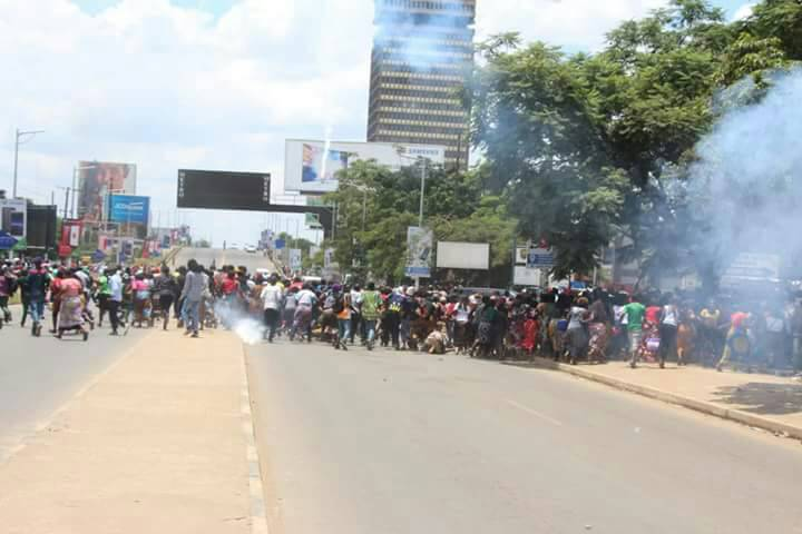 Police block HH from attending Kalulushi funeral