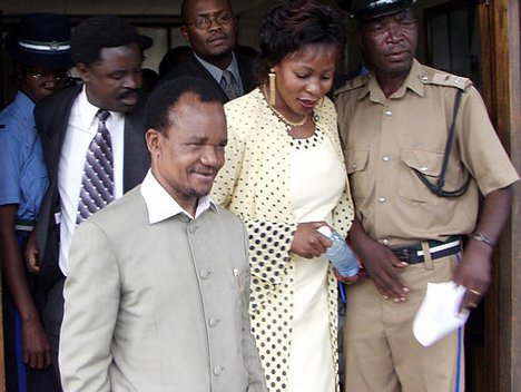 Govt evicts Regina's Chiluba's children, gives property to Vera